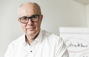 Dr. Rainer Feldbrügge Unternehmensarchäologe