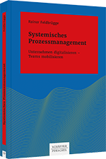 Buchcover Systemisches Prozessmanagement
