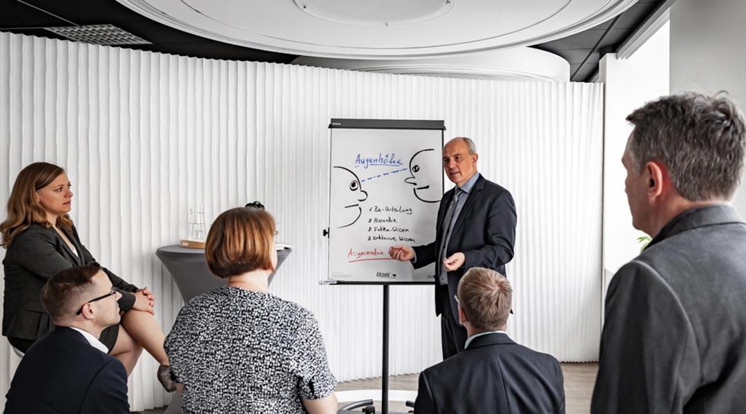 Vorgehensweise Organisationsberatung Dr. Rainer Feldbruegge